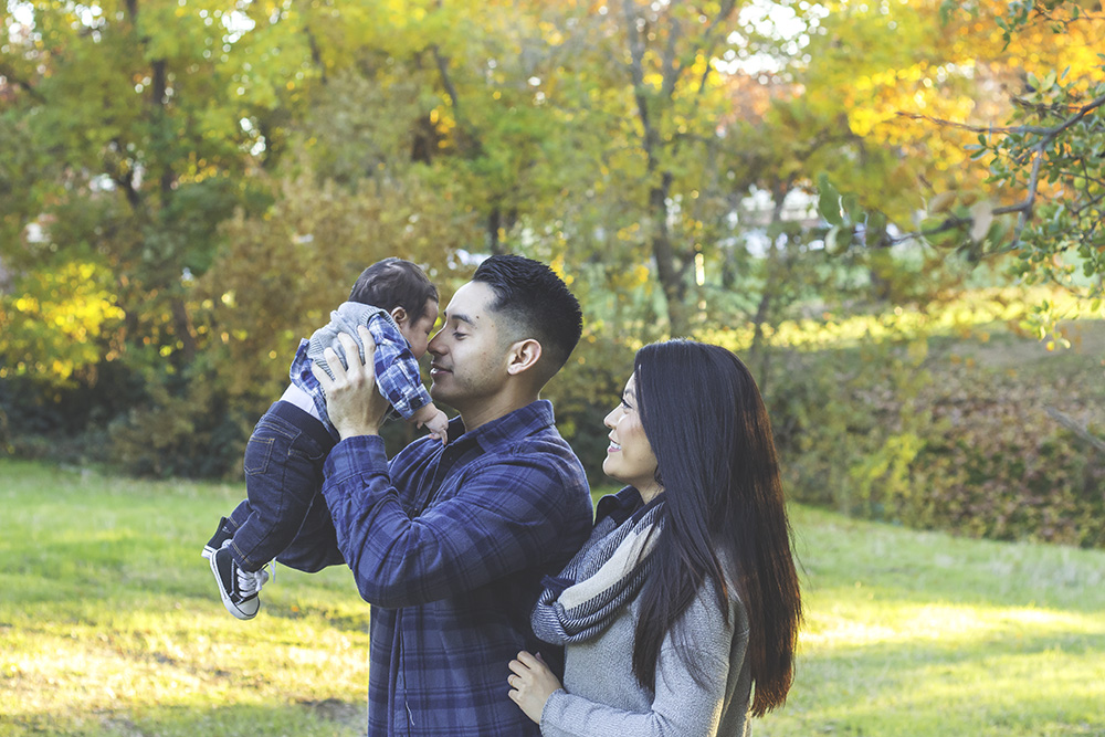 Fall Family Session in Rocklin