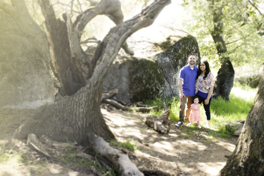 spring family portraits in Rocklin